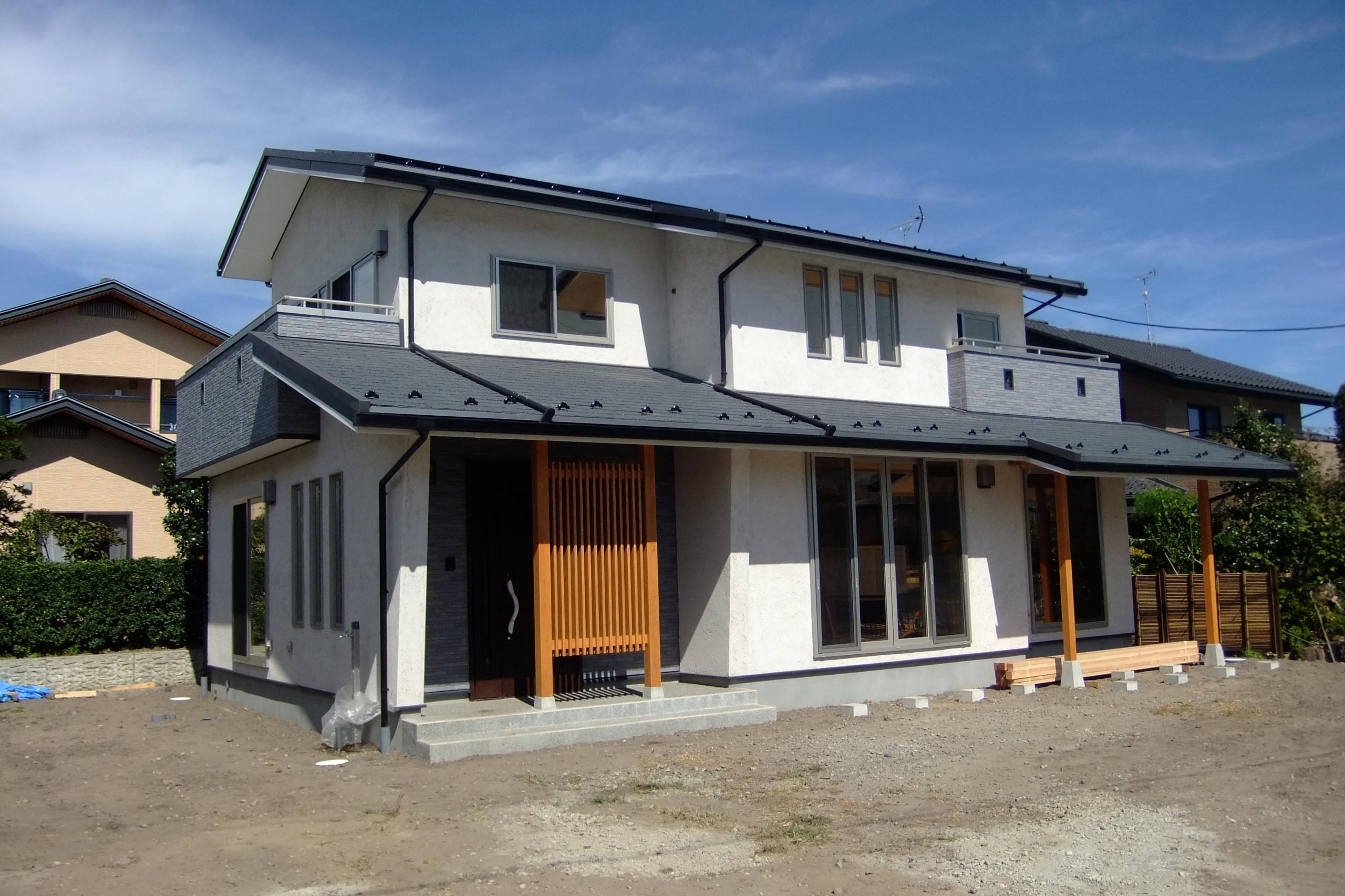 駒ケ根の家