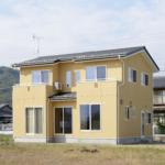 施工事例 地中熱活用住宅