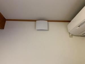 ダクトレス熱交換換気システムせせらぎ