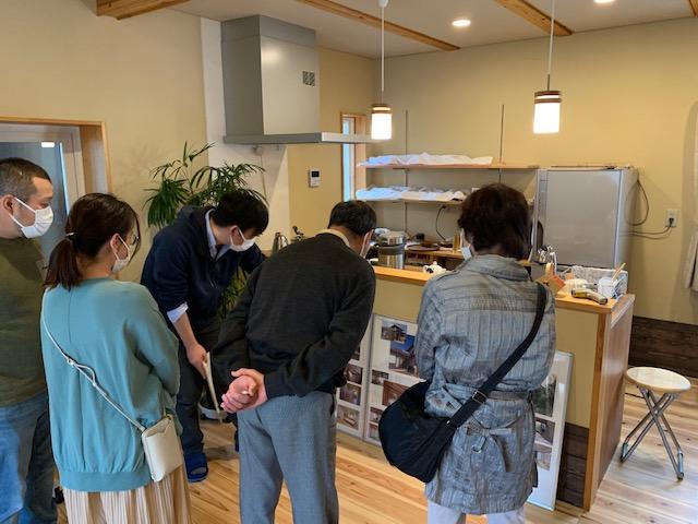 長野市 リノベーション見学会